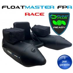 Floatmaster XL RACE black/black| PVC float tube