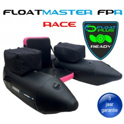Floatmaster FPR RACE black/yelow| PVC float tube