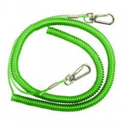 Safty Coil Cord with snap...
