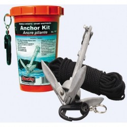 Scotty float tube anchor