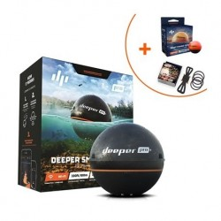 Deeper Fishfinder for float...